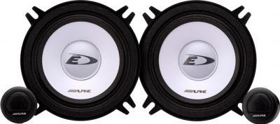 Компонентная АС Alpine SXE-1350S - общий вид