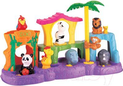 Купить Развивающая игрушка RedBox, Электронный зоопарк 23850, Китай, пластик