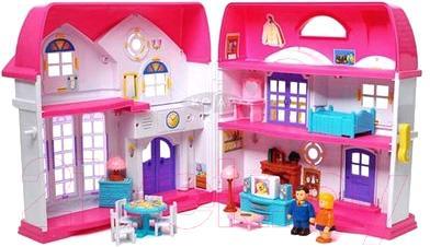Кукольный домик RedBox Дворец для принцессы 22528 - общий вид
