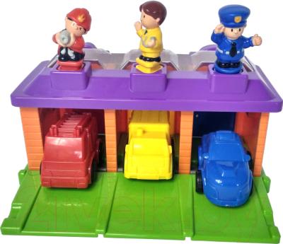 Игровой набор RedBox Спасательный центр 25058