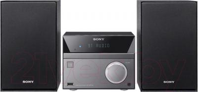 Микросистема Sony CMT-SBT40D - общий вид
