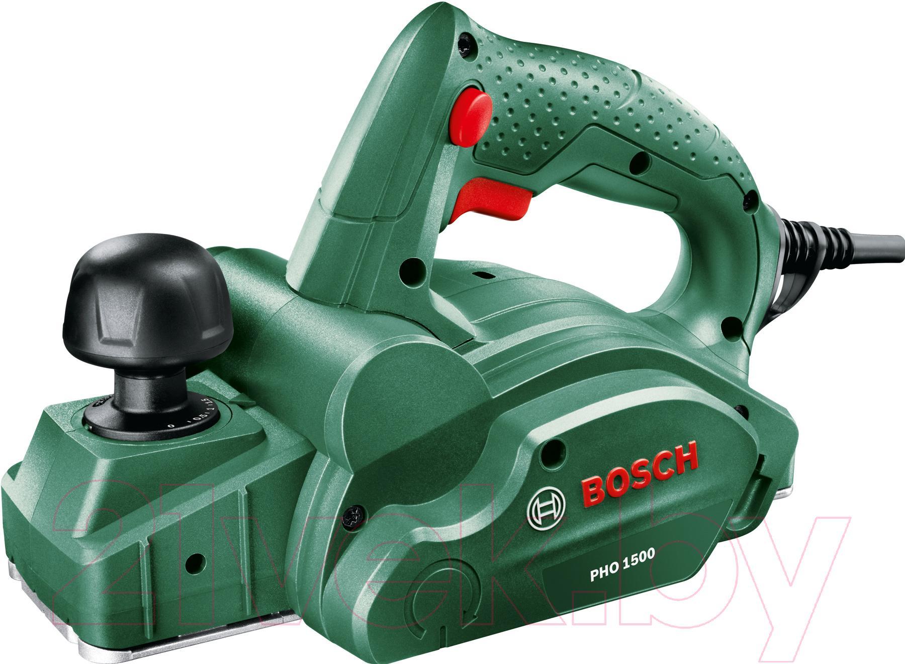 Купить Электрорубанок Bosch, PHO 1500 (0.603.2A4.020), Китай
