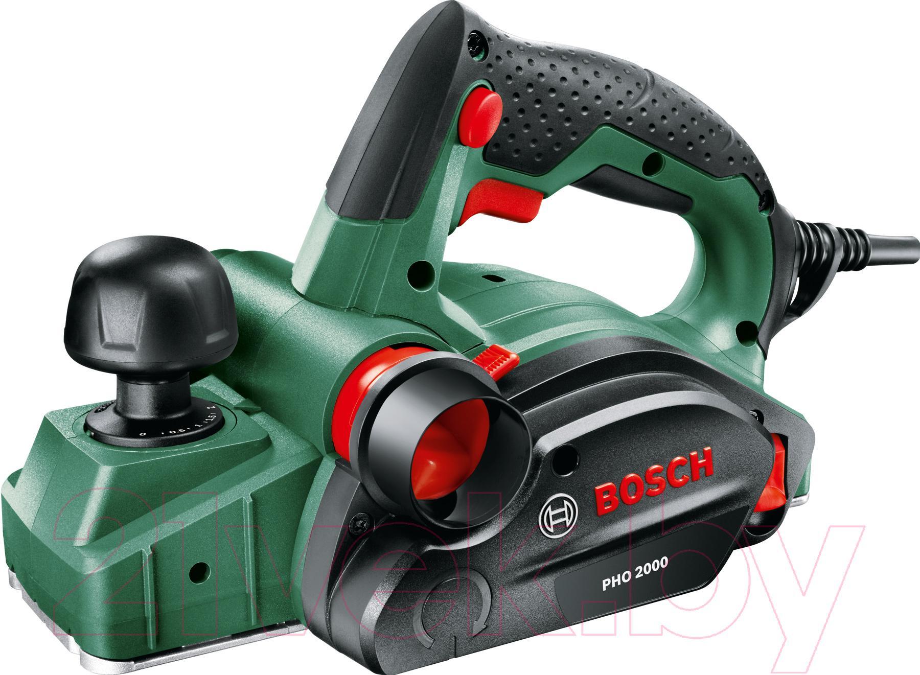 Купить Электрорубанок Bosch, PHO 2000 (0.603.2A4.120), Китай