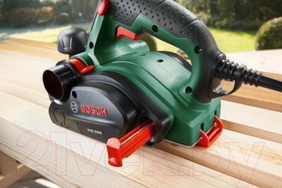Электрорубанок Bosch PHO 2000 (0.603.2A4.120) - в работе