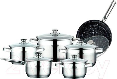 Набор кухонной посуды Peterhof PH-15246 - общий вид