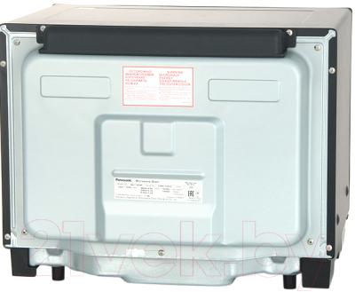 Микроволновая печь Panasonic NN-CS894B - вид сзади