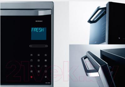 Микроволновая печь Panasonic NN-CS894B - презентационное фото 2