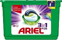 Капсулы для стирки Ariel Color (Автомат, 15х27г) -