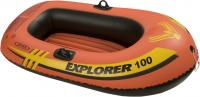 Надувная лодка Intex Explorer 100 (58329NP) -