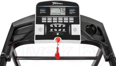 Электрическая беговая дорожка Sundays Fitness T2000D - панель управления