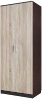 Шкаф SV-мебель Спальня Эдем 5 двухстворчатый (дуб венге/дуб сонома) -