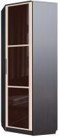 Шкаф SV-мебель Спальня Эдем 2 угловой (дуб венге/дуб млечный) -