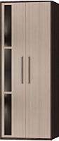 Шкаф SV-мебель Спальня Эдем 2 двухстворчатый (дуб венге/дуб млечный) -