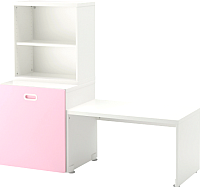 Комплект мебели для жилой комнаты Ikea Стува/Фритидс 892.796.35 -