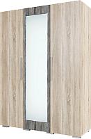 Шкаф SV-мебель Спальня Лагуна 2 (дуб сонома/сосна джексон) -