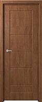 Дверь межкомнатная Юркас Fix F-1 90x200 (орех) -