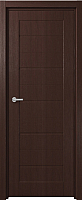 Дверь межкомнатная Юркас Fix F-1 70x200 (венге) -