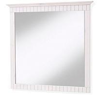 Зеркало Dipriz Неаполь Д 7111-07 (белый воск) -