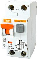 Дифференциальный автомат TDM SQ0202-0030  -