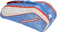Сумка теннисная Head Tour Team 6R Combi LBSA/ 283128 -