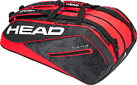 Сумка теннисная Head Tour Team 12R Monstercombi BKRD / 283108 -