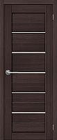 Дверь межкомнатная Stark ST1 80x200 (мателюкс/венге) -