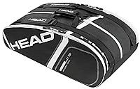 Сумка теннисная Head Tour Team 9R Supercombi BLBL/ 283447 -