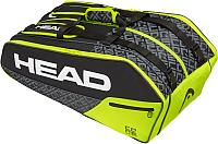 Сумка теннисная Head Core 9R Supercombi BKNY / 283509 -