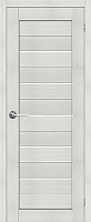 Дверь межкомнатная Stark ST1 60x200 (мателюкс/бьянко) -