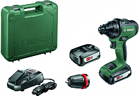 Аккумуляторная дрель-шуруповерт Bosch AdvancedDrill 18 (0.603.9B5.001) -