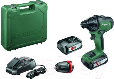 Аккумуляторная дрель-шуруповерт Bosch AdvancedDrill 18 (0.603.9B5.001)