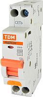 Дифференциальный автомат TDM SQ0202-0066 -