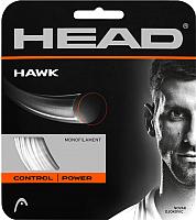 Струна для теннисной ракетки Head Hawk 17 / 281103 (12м, белый) -