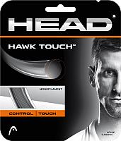Струна для теннисной ракетки Head Hawk Touch 18 / 281204 (12м, антрацит) -