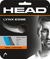 Струна для теннисной ракетки Head Lynx Edge 17 / 281706 (12м, синий) -