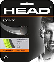Струна для теннисной ракетки Head Lynx 17 / 281784 (12м, желтый ) -