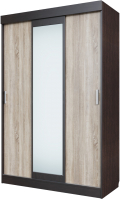 Шкаф SV-мебель Спальня Эдем 5 (дуб венге/дуб сонома) -