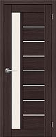 Дверь межкомнатная Юркас Stark ST4 60x200 (мателюкс/венге) -