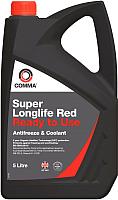 Антифриз Comma Super Longlife Red / SLC5L (5л, красный) -