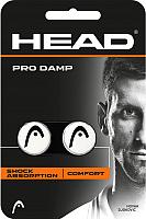 Виброгаситель для теннисной ракетки Head Pro Damp / 285515 (2шт, белый) -