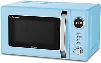 Микроволновая печь Tesler ME-2055 (голубой) -