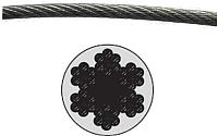 Трос Starfix SMP-54692-100 -