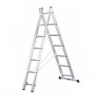Лестница секционная Dogrular Ufuk Pro 411214  -