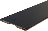 Добор Юркас Триплекс 10x150x2150 (черный шелк) -