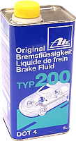Тормозная жидкость ATE TYP 200 / 03990162022 (1л) -