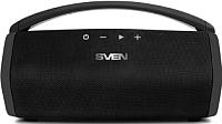 Портативная колонка Sven PS-320 (черный) -