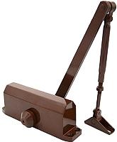 Доводчик с рычагом Vagner EN35023AD (коричневый) -