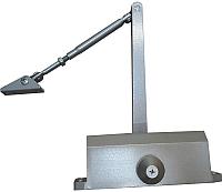Доводчик с рычагом Vagner EN35023AD (серебро) -