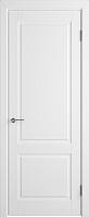 Дверь межкомнатная Юркас Colorit К1 ДГ 70x200 (белая эмаль) -