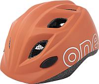 Защитный шлем Bobike One Plus Chocolate Brown / 8740900007 (S) -